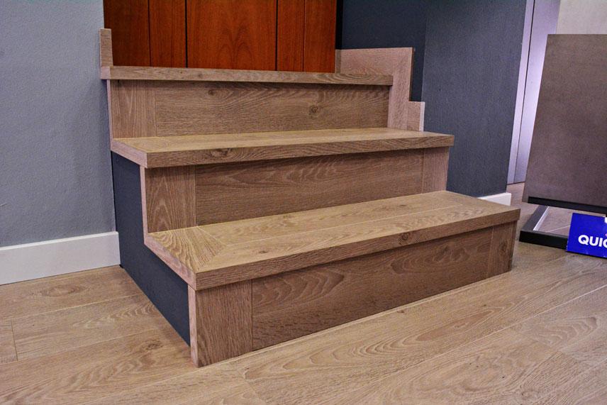 Innova Parquets Maresme escaleras