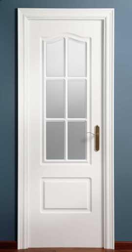 Puertas para tu hogar innova parquets maresme for Puertas de interior blancas precios