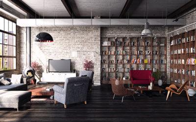 Cómo decorar tu casa al Estilo Industrial